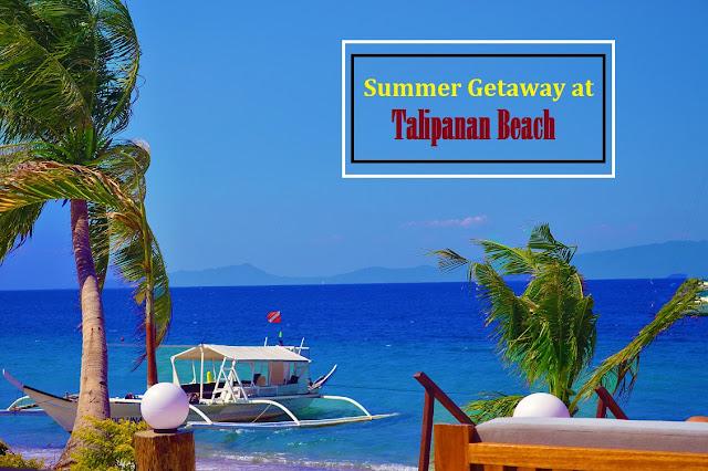 Summer Getaway at Talipanan Beach x Dermplus Sunscreen