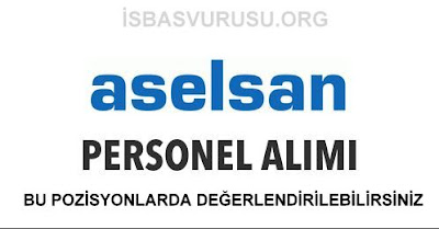 aselsan-is-ilanlari