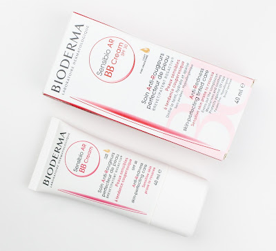 Bioderma Sensibio AR BB Cream SPF 30 Light pink undertone review