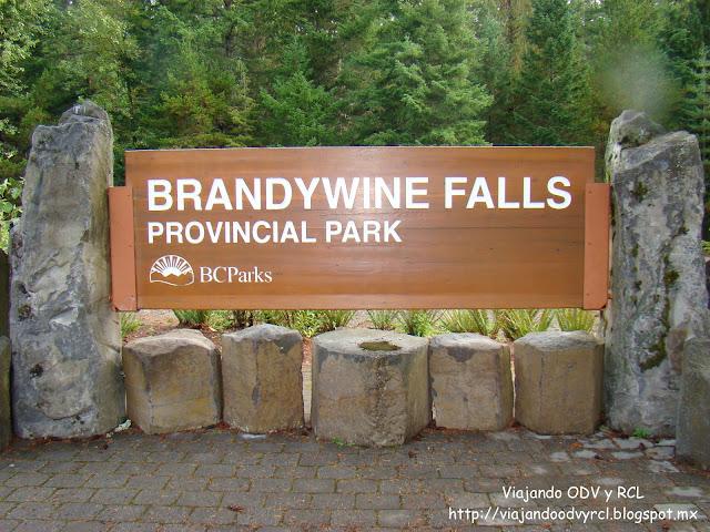 Brandywine Falls. Canada http://viajandoodvyrcl.blogspot.mx