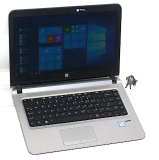 Laptop HP ProBook 440 G3 Core i5 Second di Malang