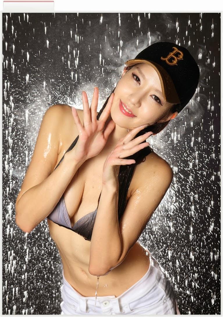 Wet asian girls