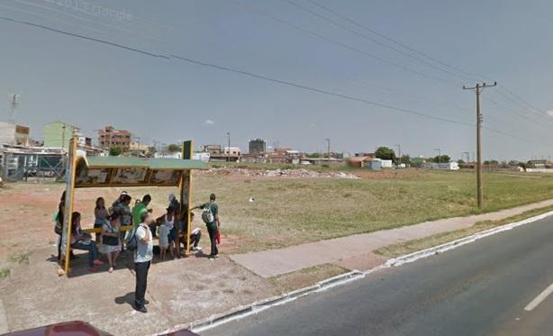 Resultado de imagem para paradas de ônibus em samambaia[
