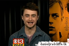 Updated: Kill Your Darlings press junket interviews (US)
