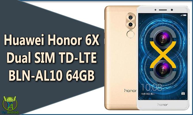 Huawei Honor 6X Dual SIM TD-LTE BLN-AL10 64GB Specs Datasheet