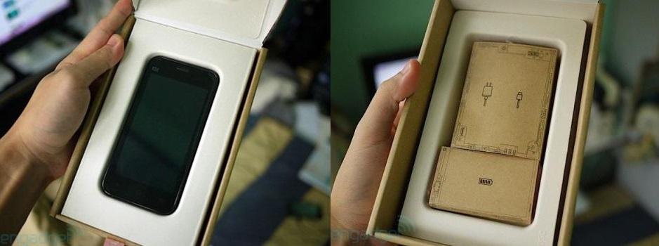 Inilah Wujud Asli Ponsel Pertama Yang Di Buat Xiaomi