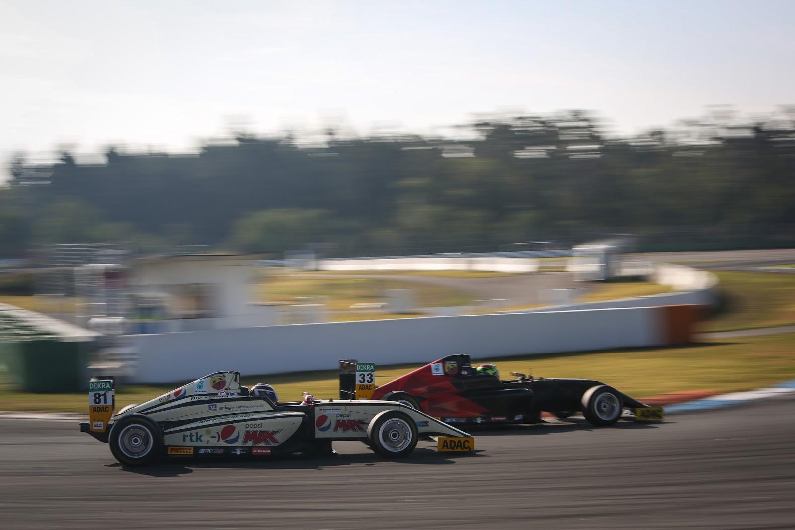 Hockenheimring: die ADAC Formel 4 startet 2018 im Rahmen der Formel 1