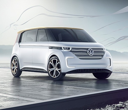 Tinuku Volkswagen Group brings new platform electric cars to Paris Motor Show