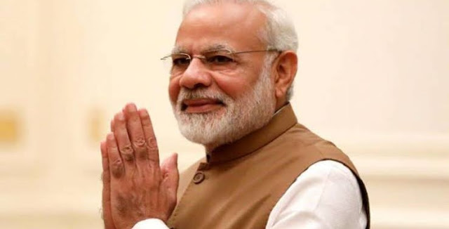 PM Narendra Modi awarded the 2018 Seoul Peace Prize
