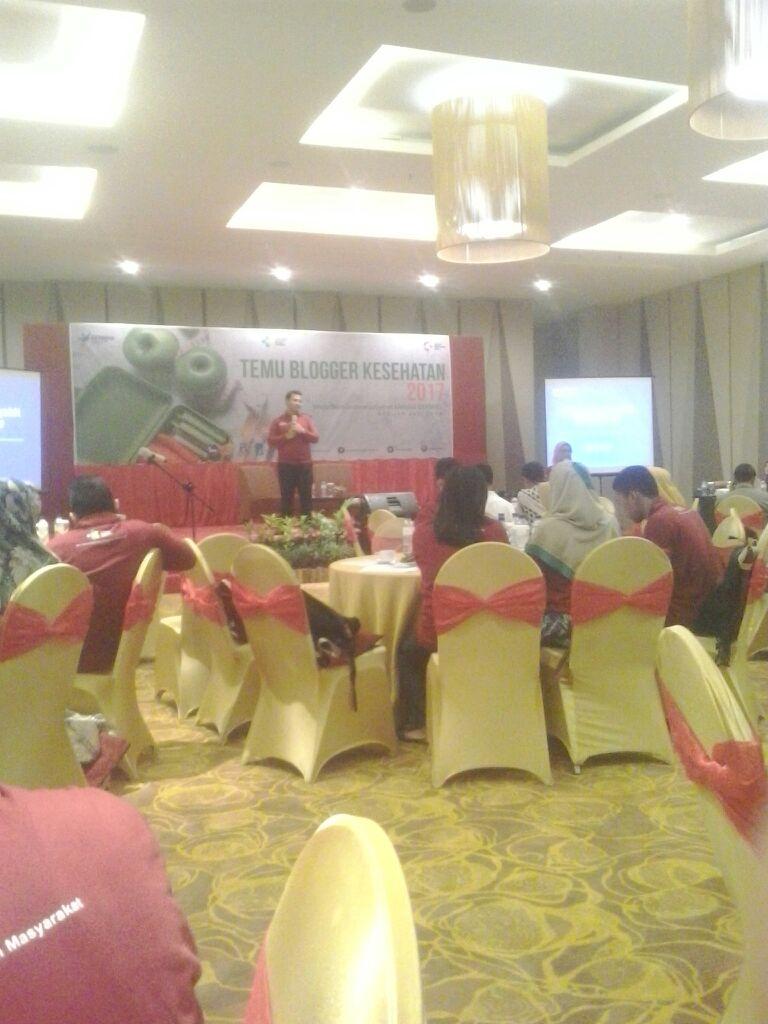 Indonesia Sehat Bersama GERMAS