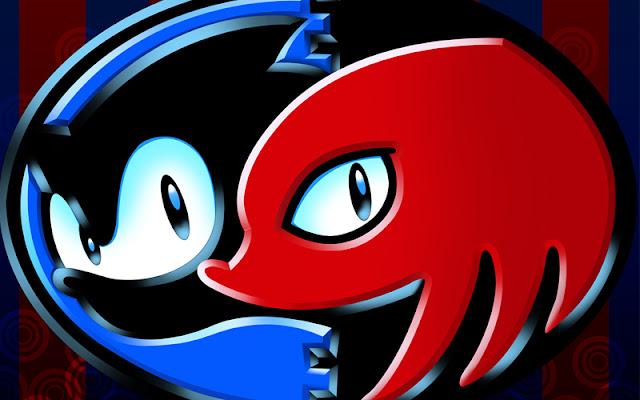 Sonic & Knuckles, videojuego, consola, trucos, rom, collection, Sonic & knuckles 3, retro, descargar sonic & knuckles, mega drive, sonic, sonic 3, juego plataformas, plataformero, lock-on