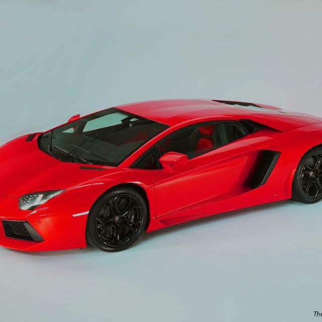 50 Gambar Mobil Lamborghini Aventador Terkeren