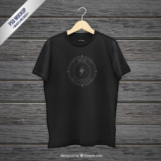 Download template kaos lengkap format psd gratis