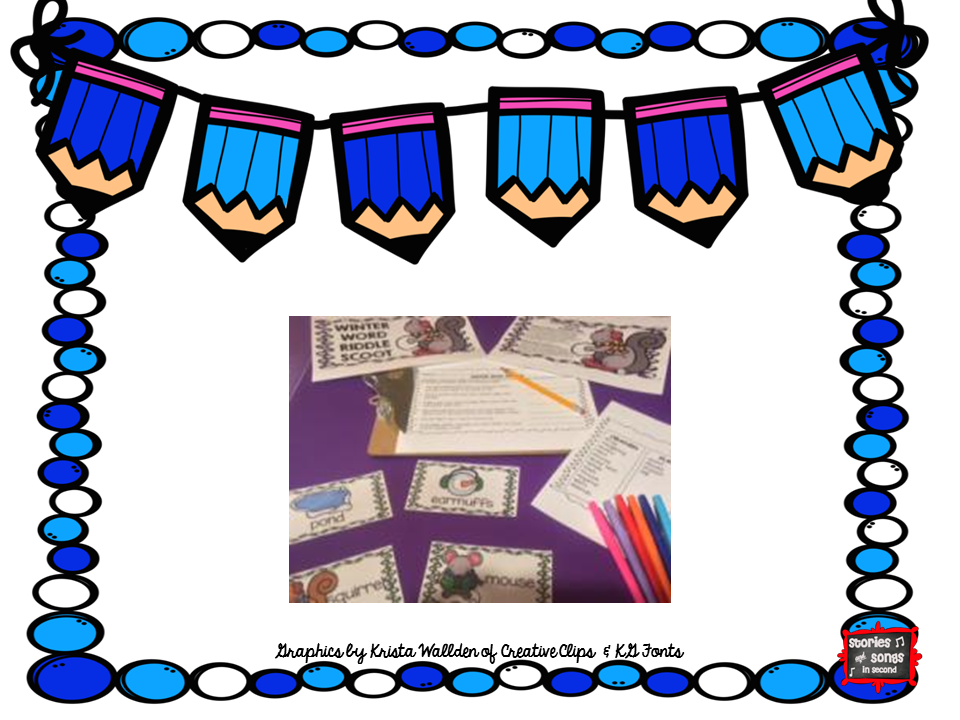 Winter word work is fun and valuable with a variety of word study activities sure to interest and engage your primary grade students!