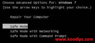 Penjelasan Lengkap dan Cara Masuk Safe Mode Windows 7