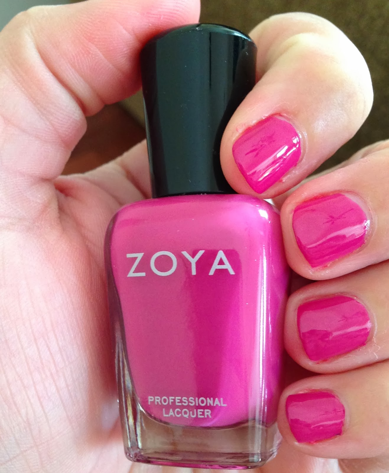 My Beauty Full Blog Nail Of The Day Zoya Quot Areej Quot