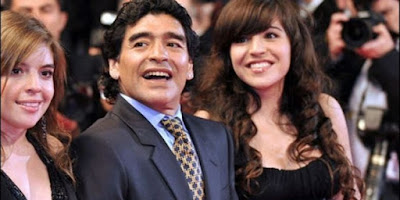 Maradona Ditolak Masuk Ke AS Karena Menghina Donald Trump