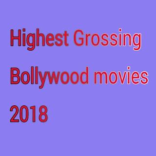 Highest Grossing Films 2018