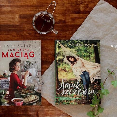 """""""Smak szczęścia"""" i """"Smak świąt""""- recenzje książek i konkurs!"""