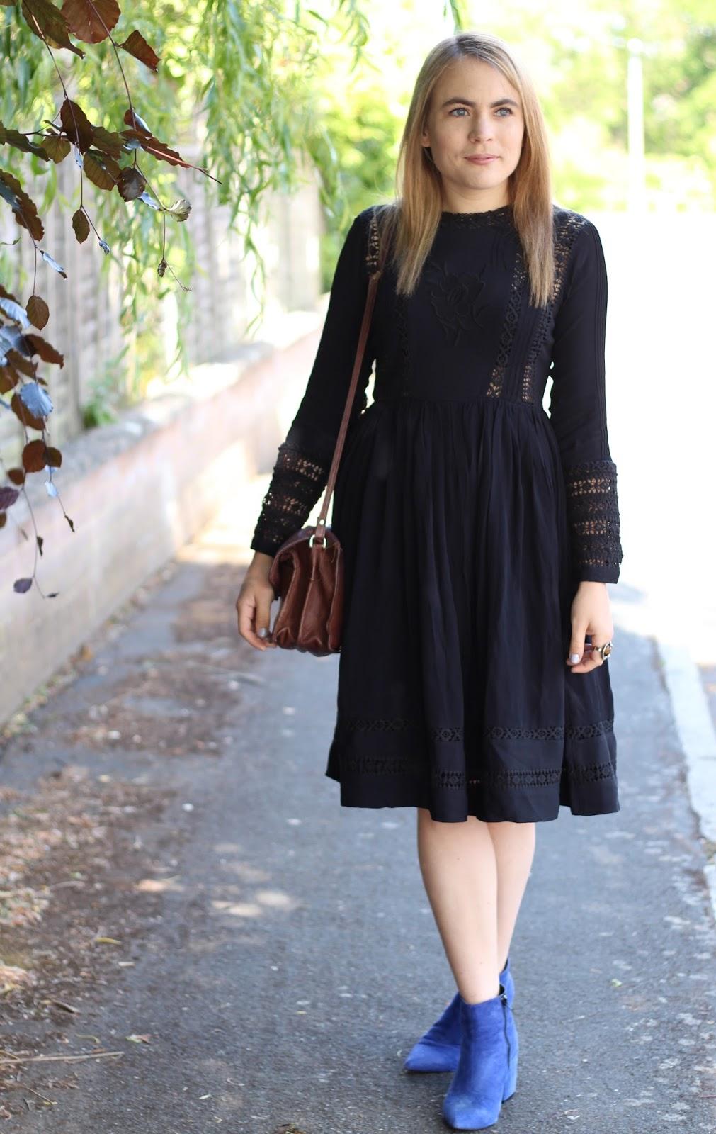 ASOS Crochet Dress