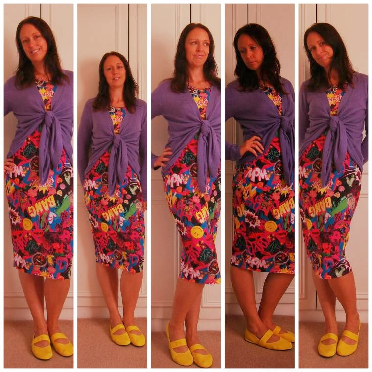 Summer To Autumn Dress: Share Your Style Saturdays