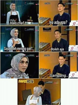 Meme MasterChef Indonesia 2019 - Skidipapap