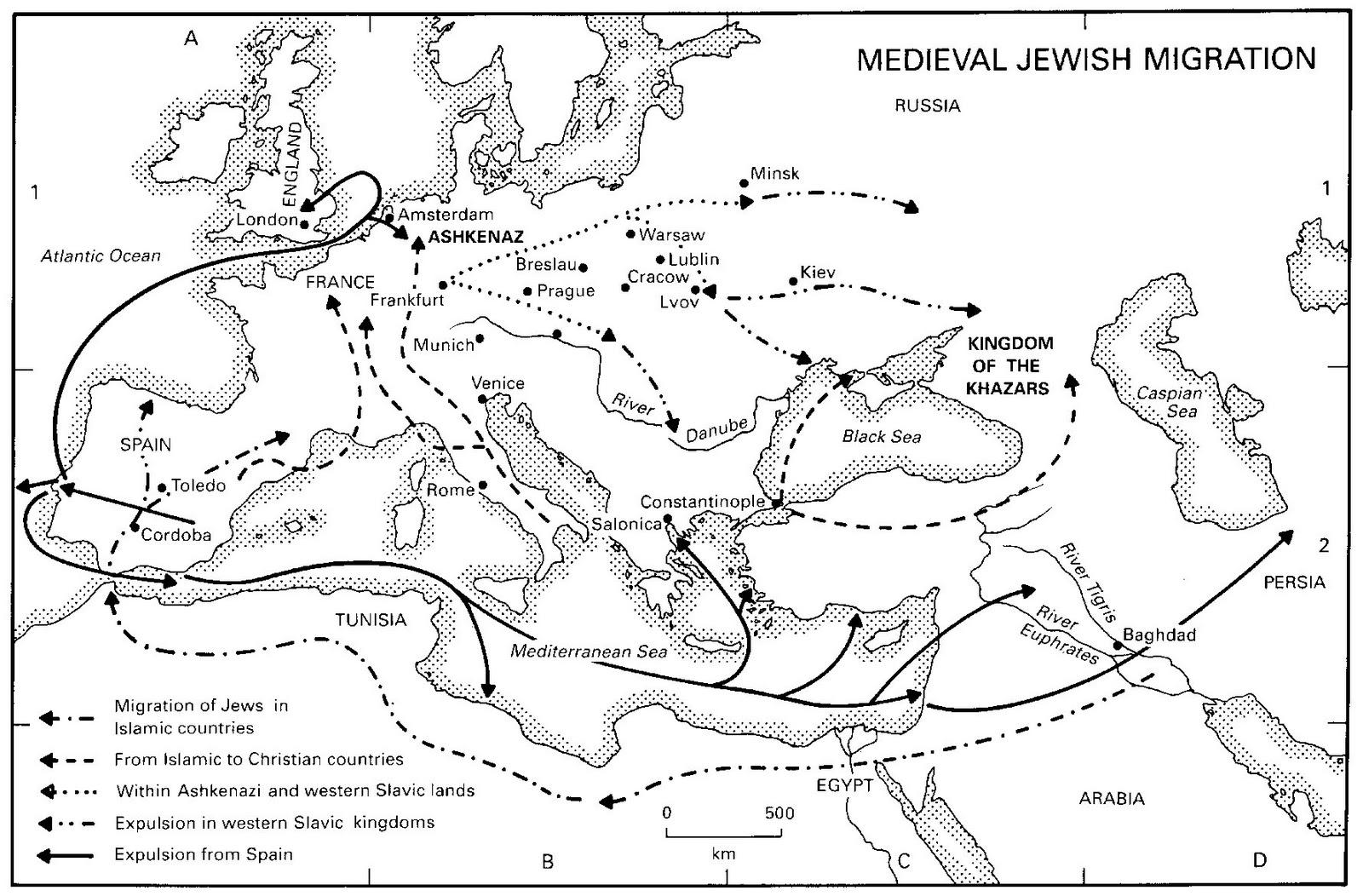 Beyond Common Era by Nud: Jewish Diaspora