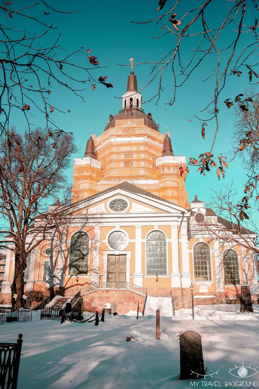 My Travel Background : Visiter Stockholm, mes immanquables - Eglise Katarina