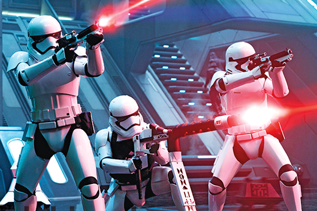 Star Wars The Force Awakens: Stormtroopers