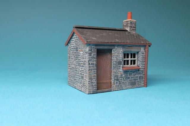 Wills lineside hut