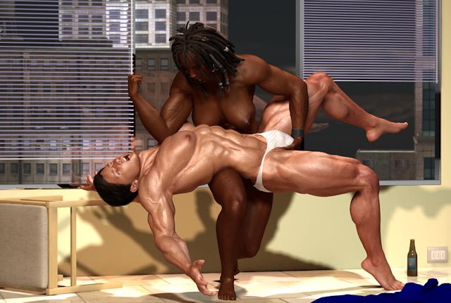 sexy battle fantasies backbreaker