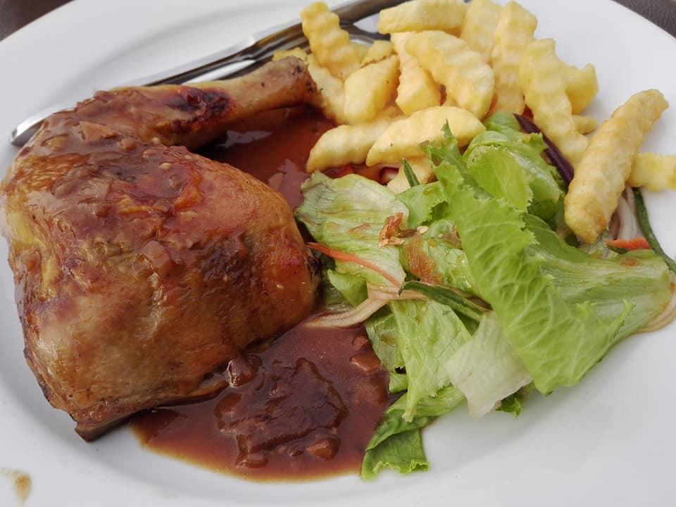 Kent 39 s garden miri roasted chicken lamb chop miri food for X cuisine miri