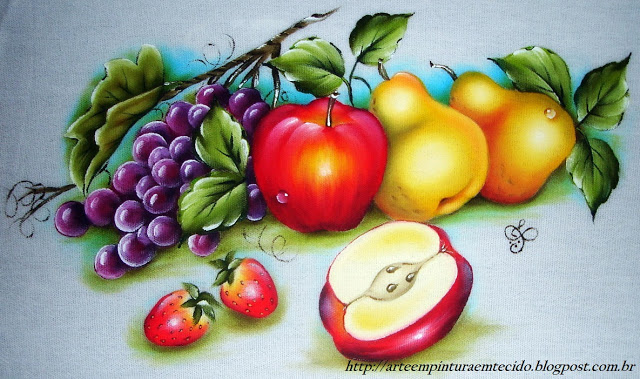 frutas-pintura-tecido