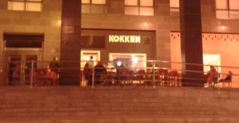 Gastionomia restaurante kokken bilbao siguen a buen - Plaza del gas bilbao ...