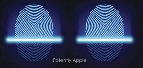 الأيفون القادم سيحتوي على ماسح بصمات الأصابع المدمج في الشاشة