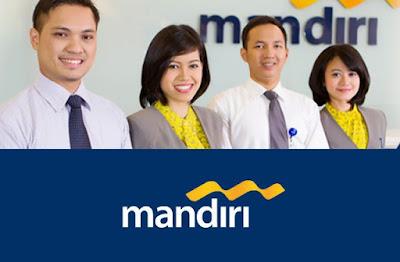 Lowongan Kerja PT Bank Mandiri ODP (Officer Development Program) Rekrutmen Karyawan Baru Penerimaan & Penempatan Seluruh Indonesia