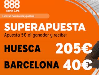 888sport superapuesta liga Huesca vs Barcelona 13 abril 2019