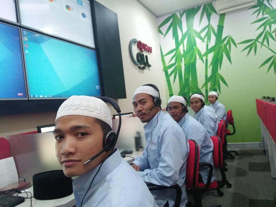 Quran Call, Pemanfaatan Teknologi Untuk Hafalan Qur'an