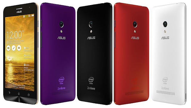 ASUS Zenfone 5 Receive update OTG support and bug fix