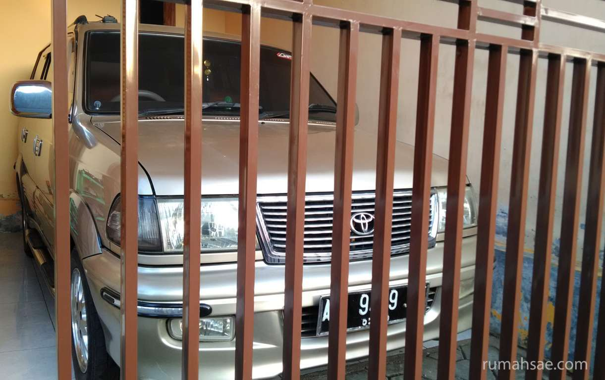 Ukuran Minimal Garasi Mobil