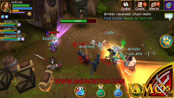 Arcane Legends Mod Apk Download