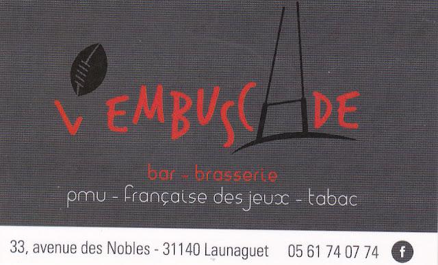 L'Embuscade BAR BRASSERIE
