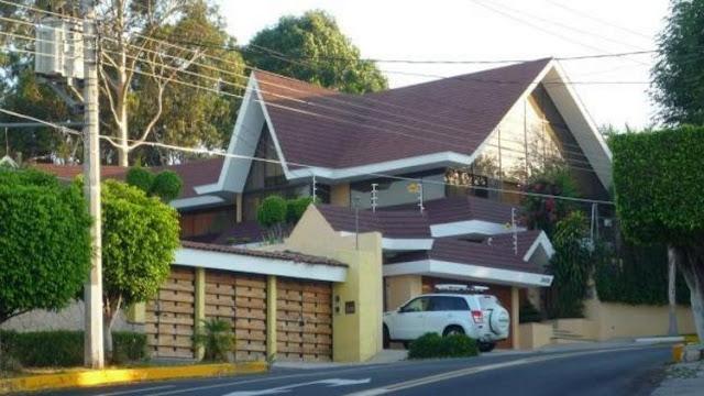 Las narco mansiones aseguradas a  grandes Capos del Narcotrafico en Guadalajara
