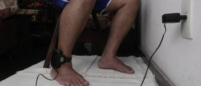 Uso de tornozeleira eletrônica é cada vez mais comum no RJ