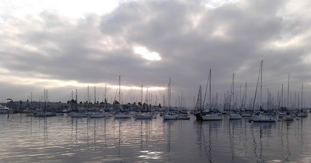Point Loma marina
