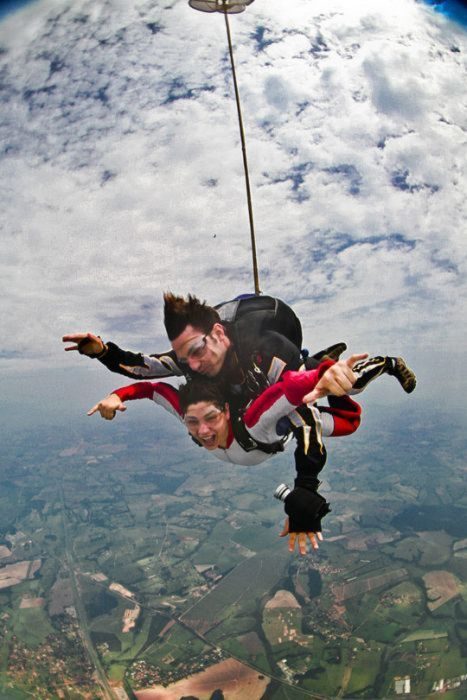 Amazing Skydiving Photos Nice N Funny
