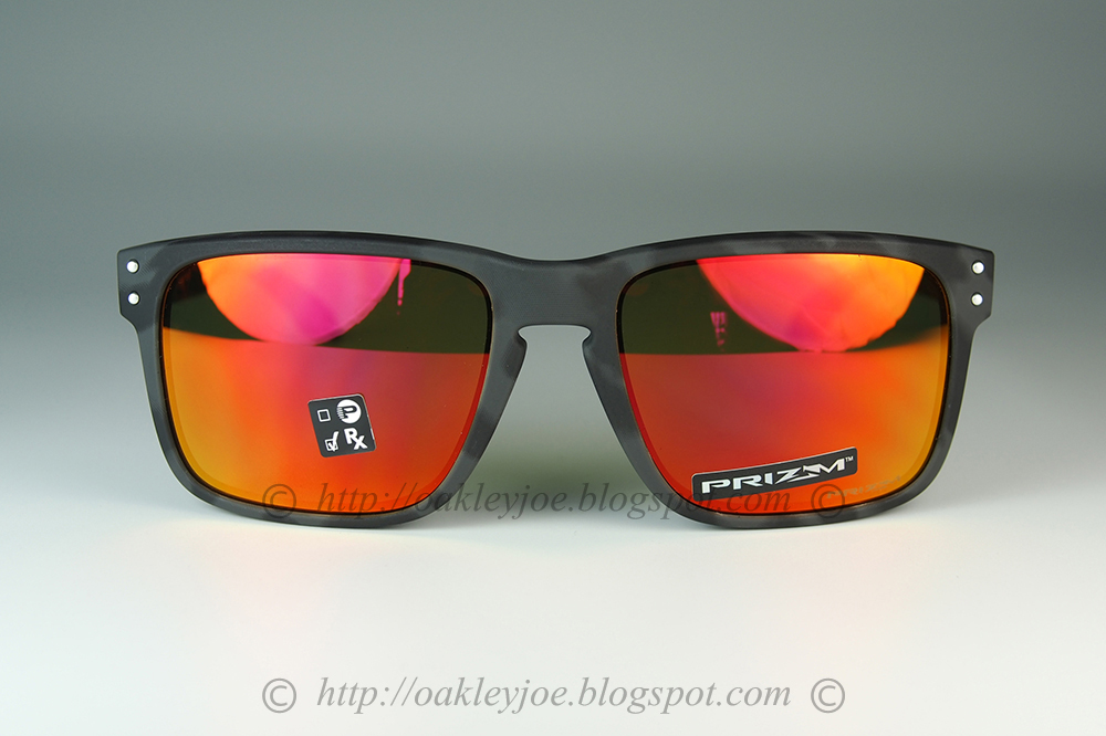 84afc3f95e OO9244-2756 Holbrook asian fit matte black + prizm black  220 lens pre  coated with Oakley hydrophobic nano solution complete package comes with  box and ...