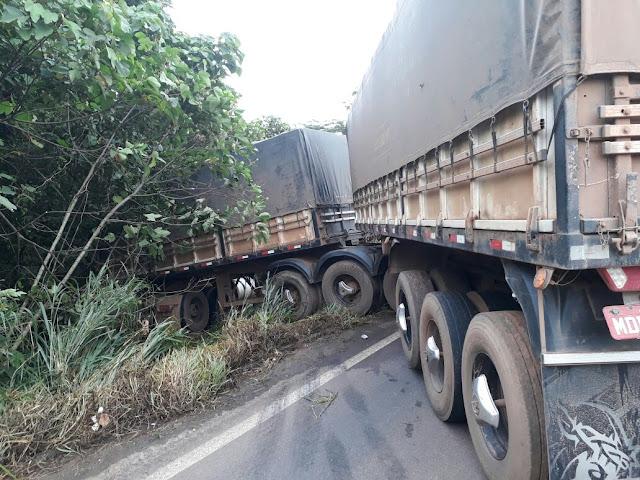 Brutal! Acidente na BR 435 próximo ao IFRO de Colorado do Oeste deixa um morto [Imagens Fortes]