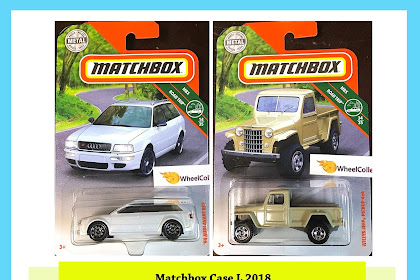 Matchbox Case L 2018