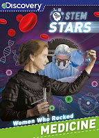 STEM Stars Who Rocked Medicine cover
